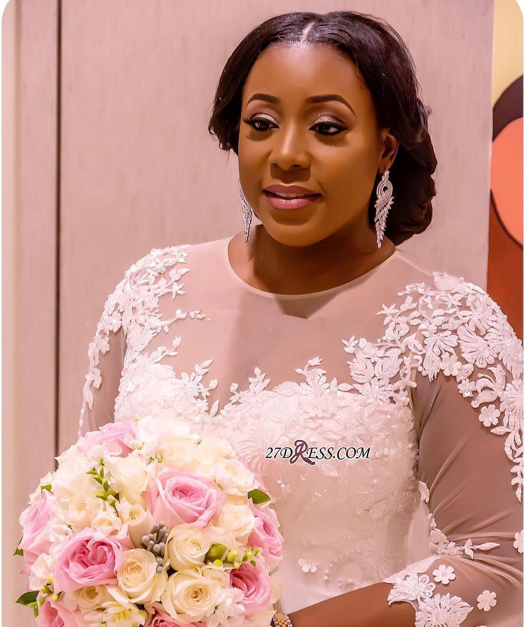 plus size wedding dresses under 100 photo - 1