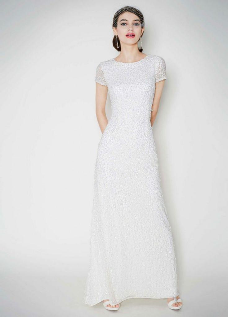 plus size wedding dresses under 500 photo - 1