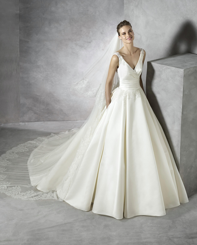 prairie wedding dresses photo - 1