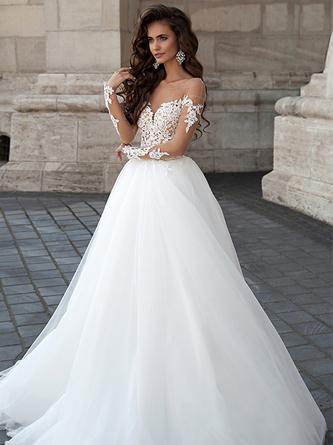 pre wedding dresses photo - 1