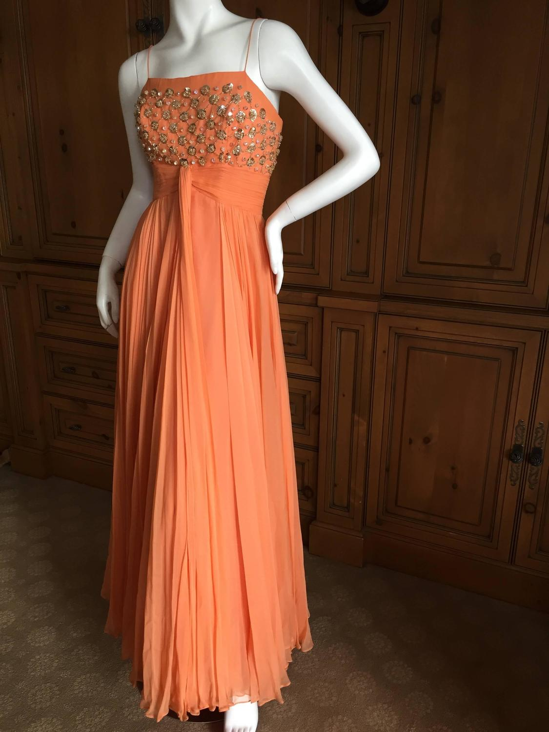 saks fifth ave evening dresses photo - 1