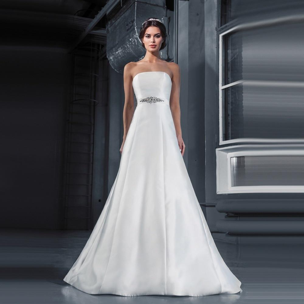 sample sale wedding dresses online photo - 1