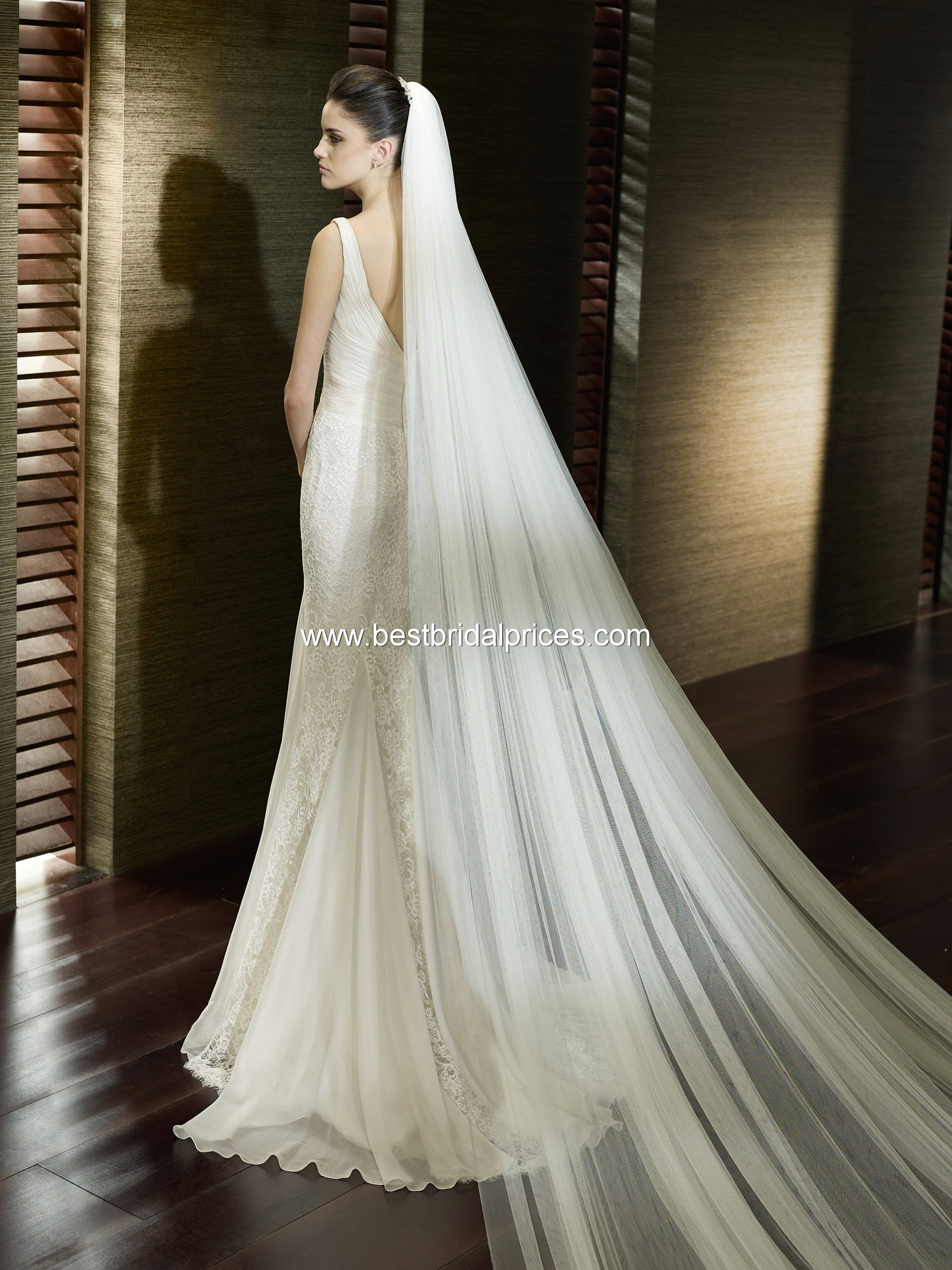 sanpatrick wedding dresses photo - 1
