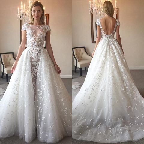 second wedding dresses pictures photo - 1