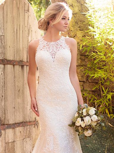 sexy unique wedding dresses photo - 1