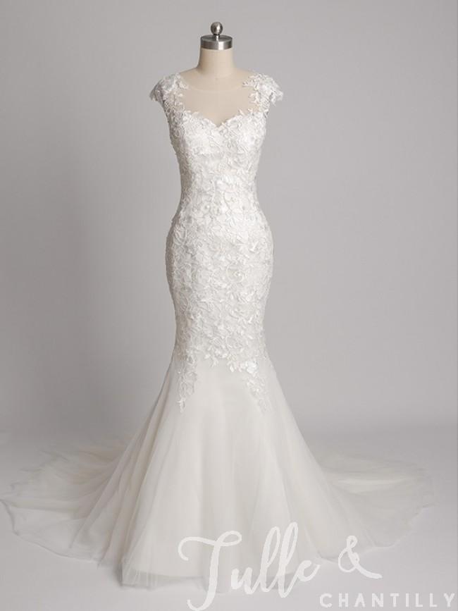 short vintage wedding dresses photo - 1
