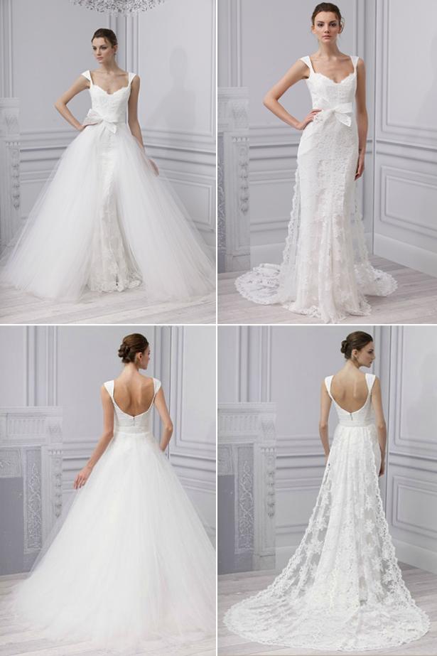 shorter wedding dresses photo - 1