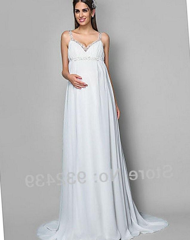 Simple Empire Waist Wedding Dresses Sandiegotowingca Com
