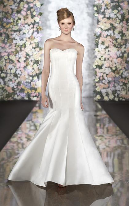 simply elegant wedding dresses photo - 1
