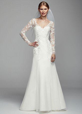 size 8 wedding dresses photo - 1