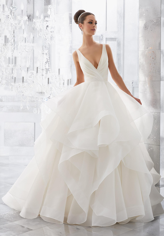 style of wedding dresses photo - 1