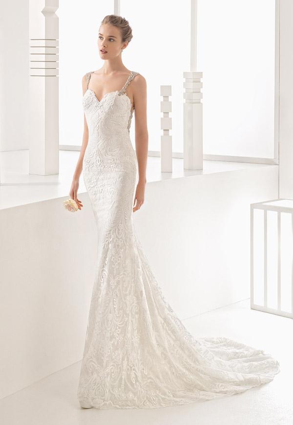 stylish wedding dresses photo - 1