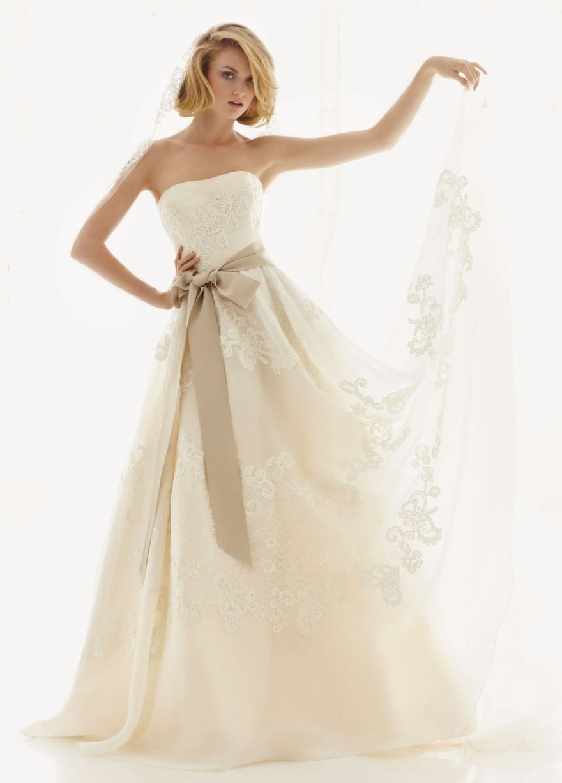 sweet wedding dresses photo - 1