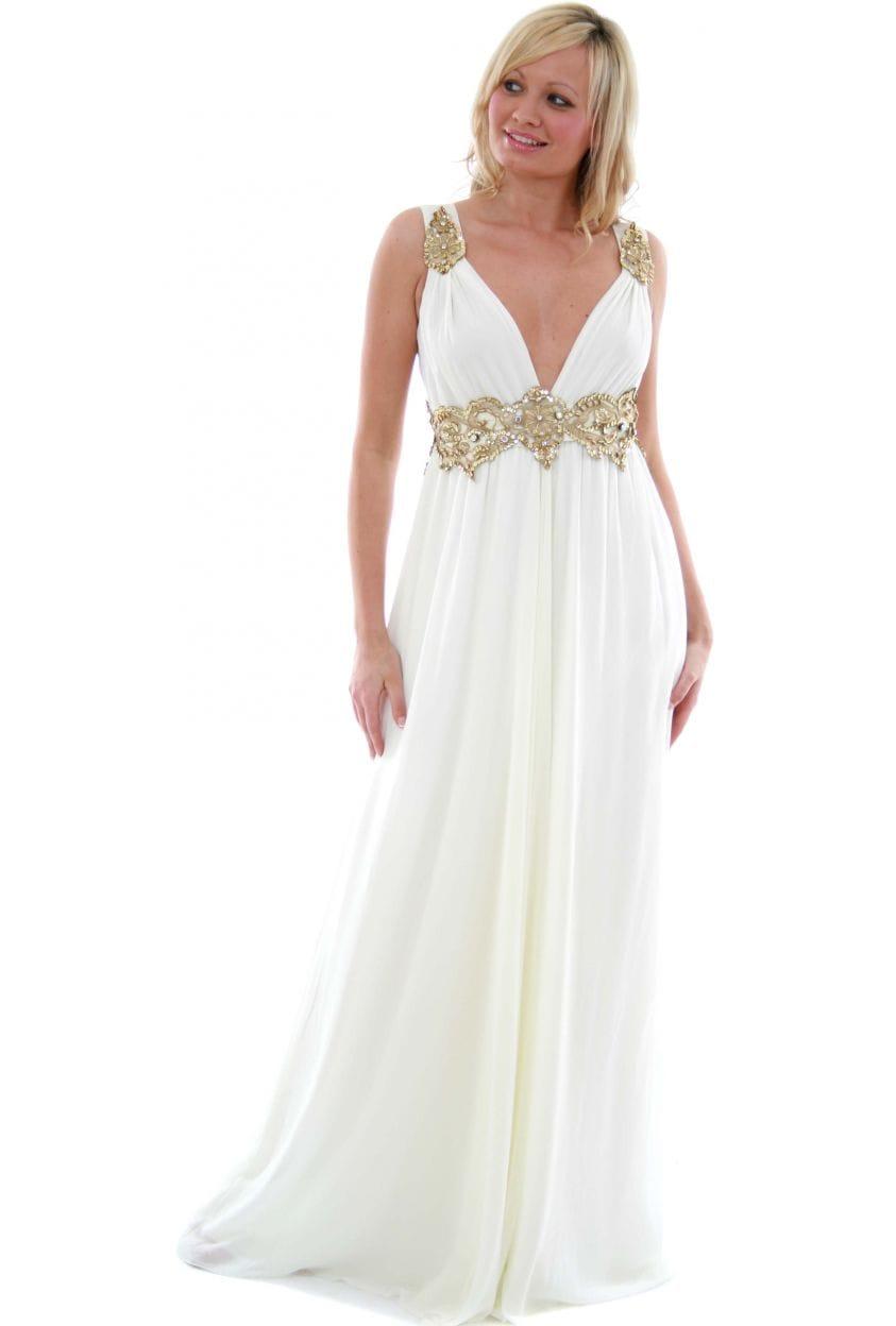 toga wedding dresses photo - 1