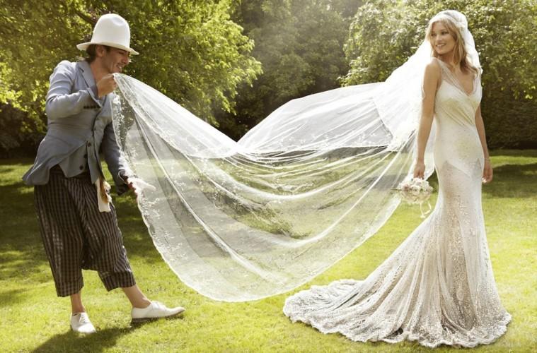 tropical wedding dresses photo - 1