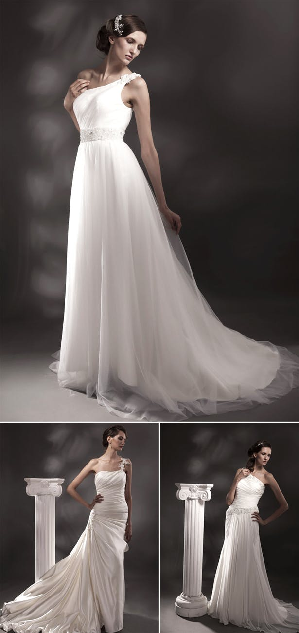 type of dresses to wear to a wedding photo - 1