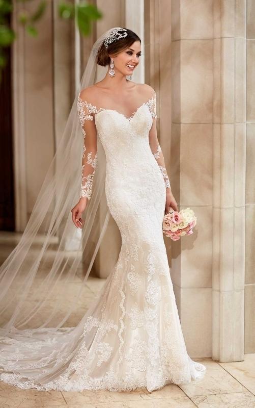 u.k wedding dresses photo - 1