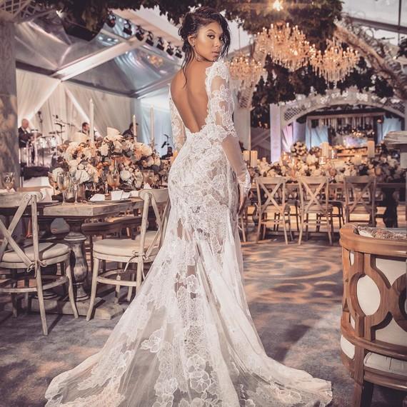 vera wang lace wedding dresses photo - 1