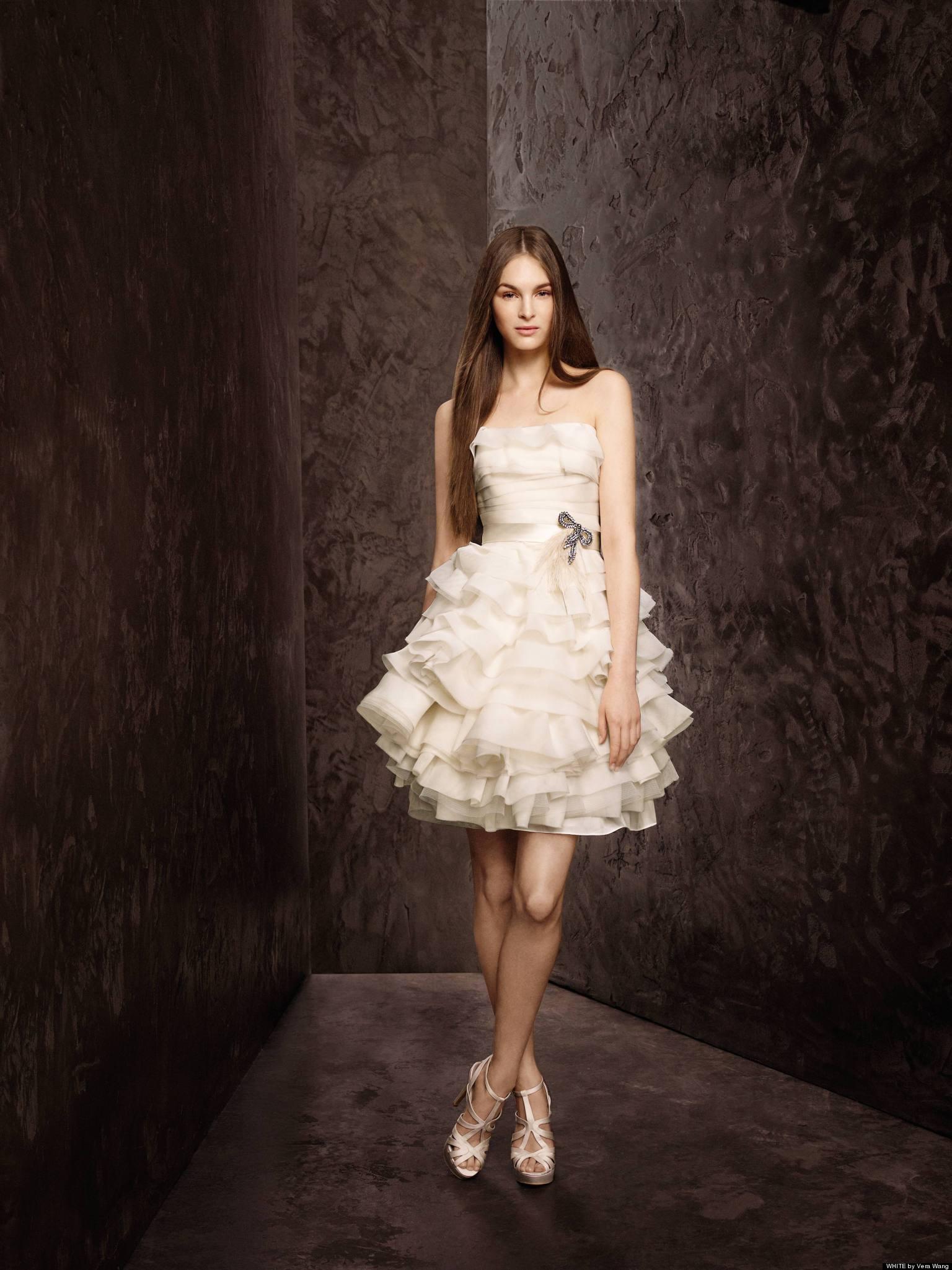vera wang wedding dresses 2018 photo - 1