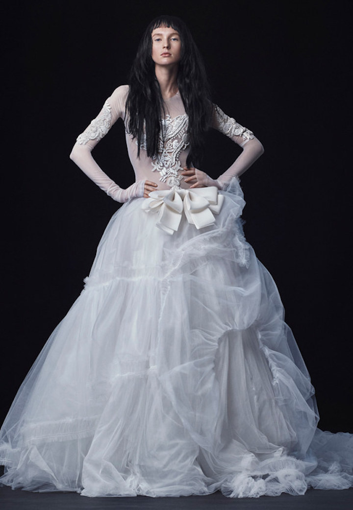 vera wang wedding dresses price photo - 1
