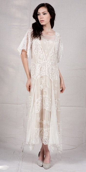 victorian style wedding dresses photo - 1