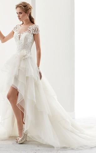 wedding dresses beach photo - 1