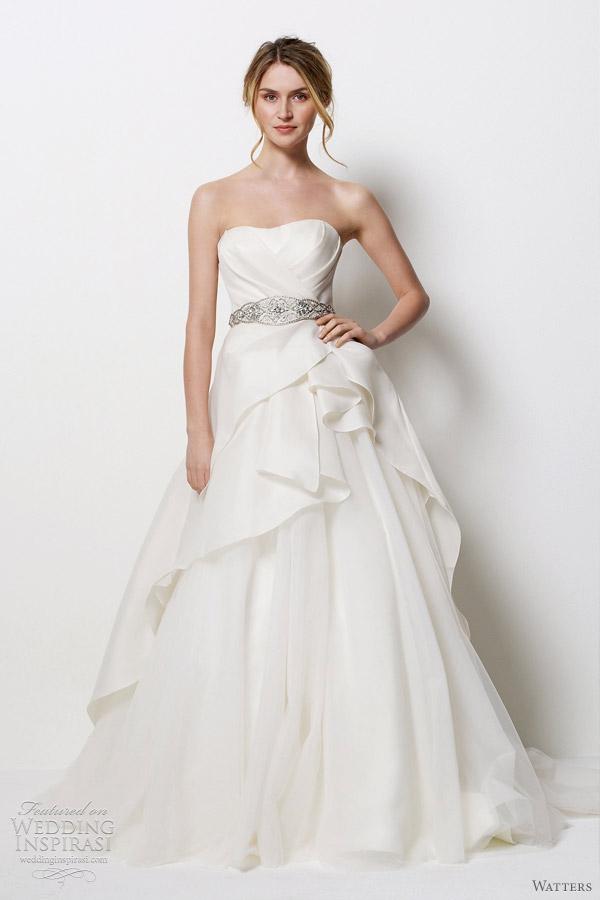 wedding dresses beverly hills photo - 1