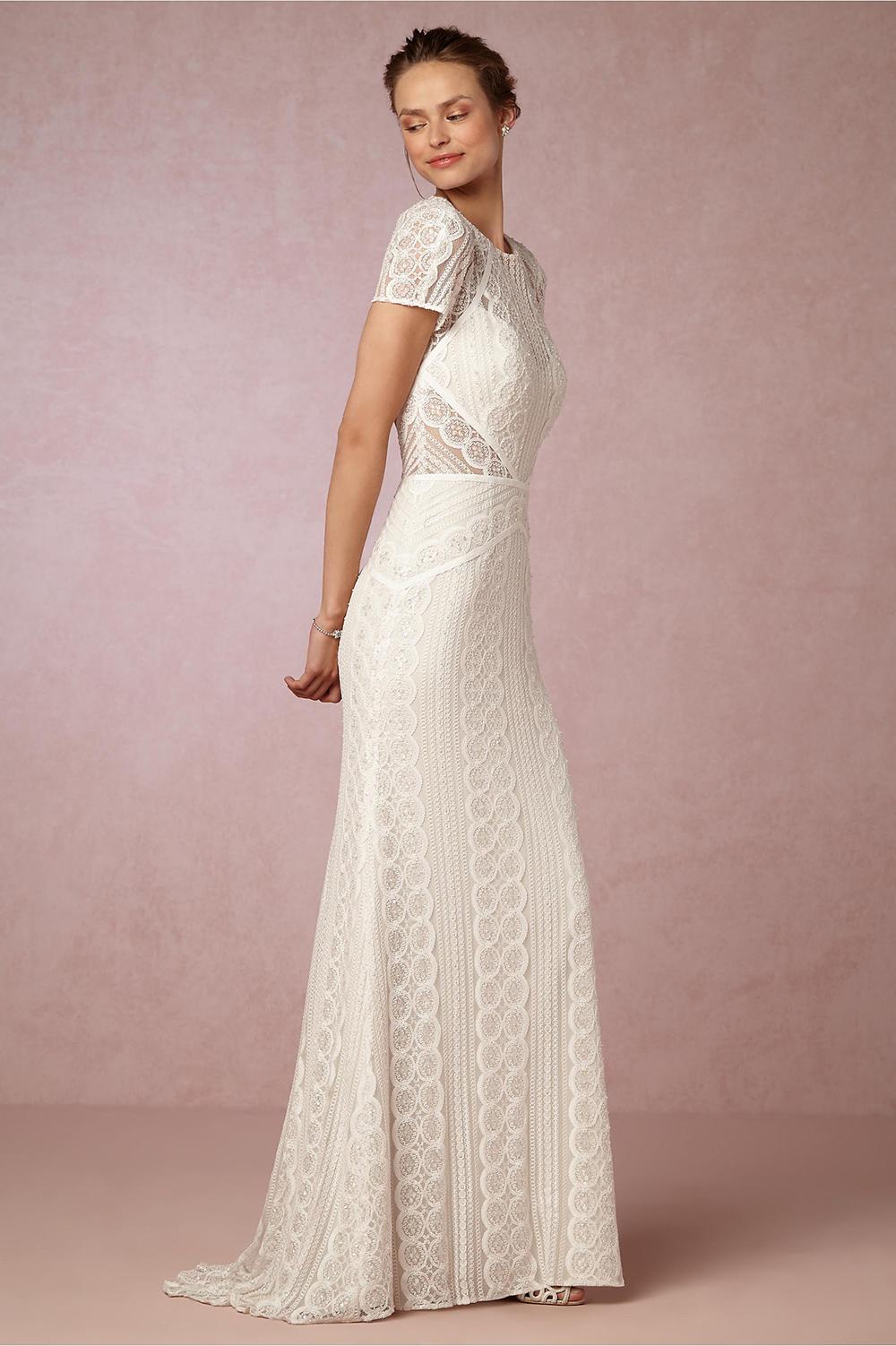 wedding dresses bhldn photo - 1