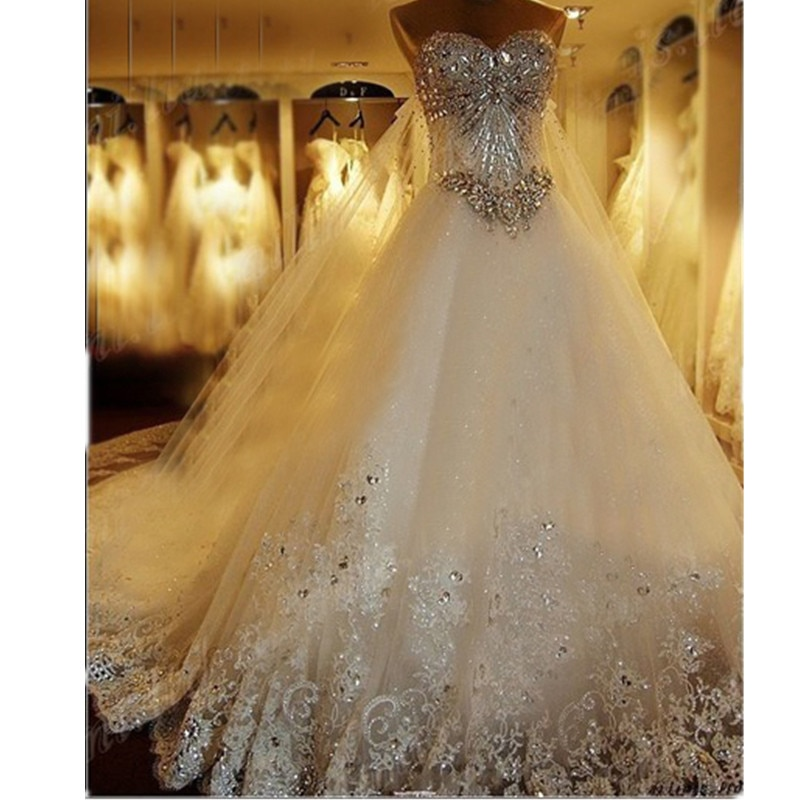 wedding dresses big size photo - 1
