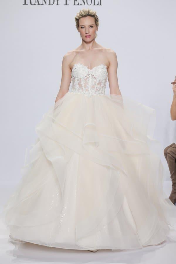 wedding dresses bodice photo - 1