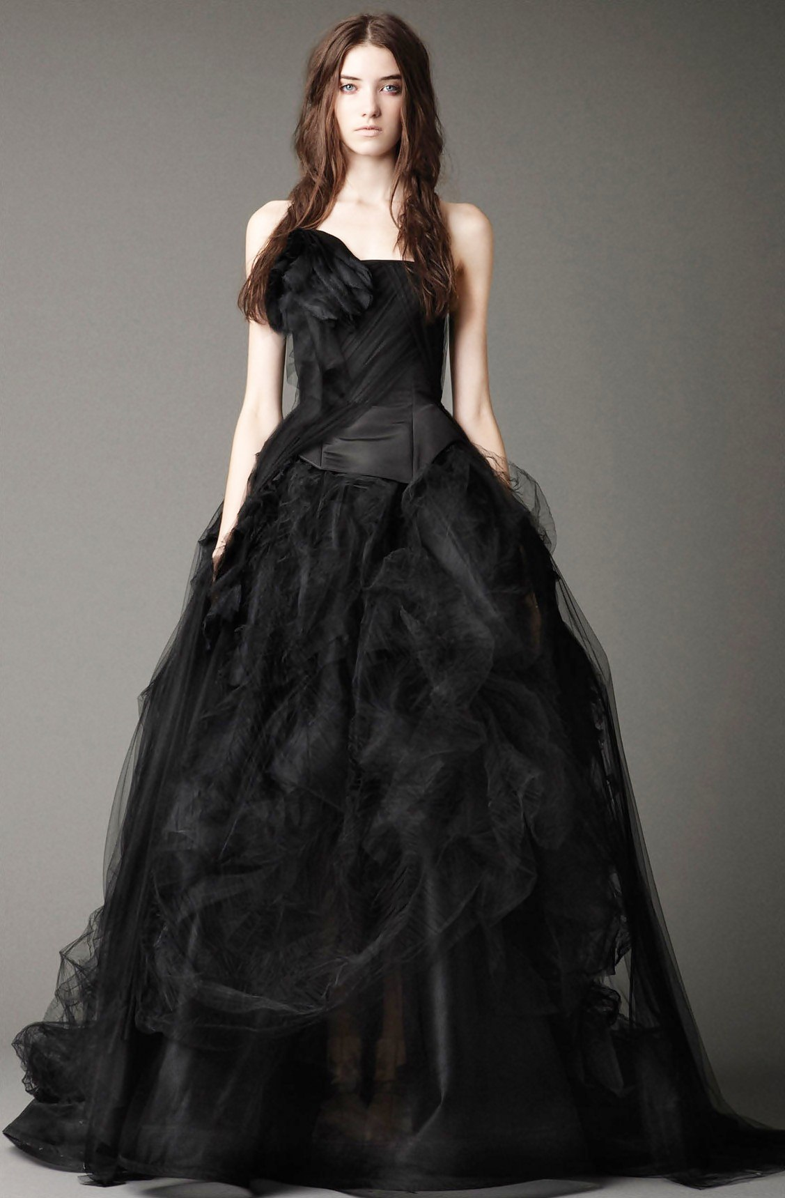 wedding dresses by vera wang photo - 1