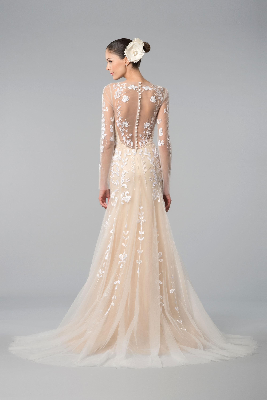 wedding dresses designers names photo - 1