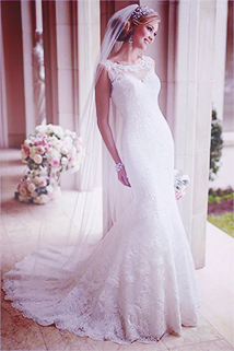 wedding dresses for hire photo - 1