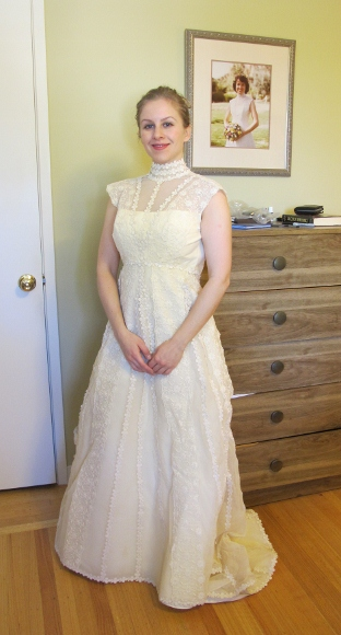 wedding dresses for mother in laws photo - 1