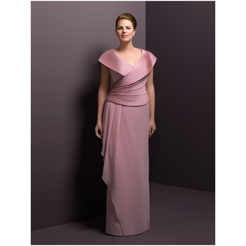 wedding dresses for mother of bride photo - 1