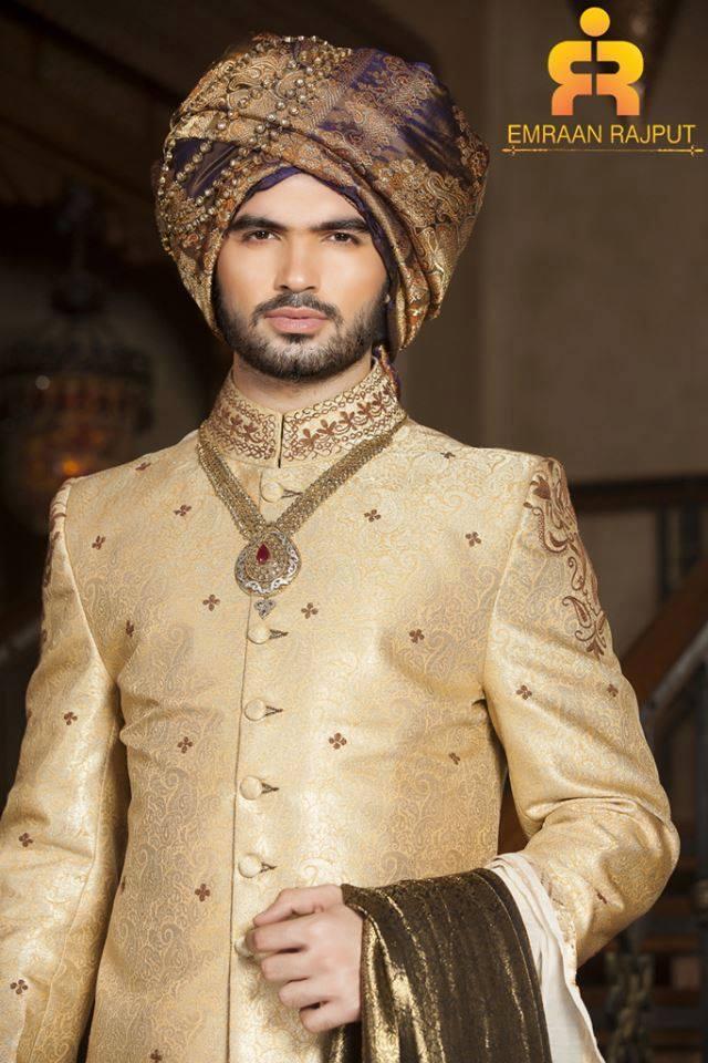 wedding dresses indian male photo - 1