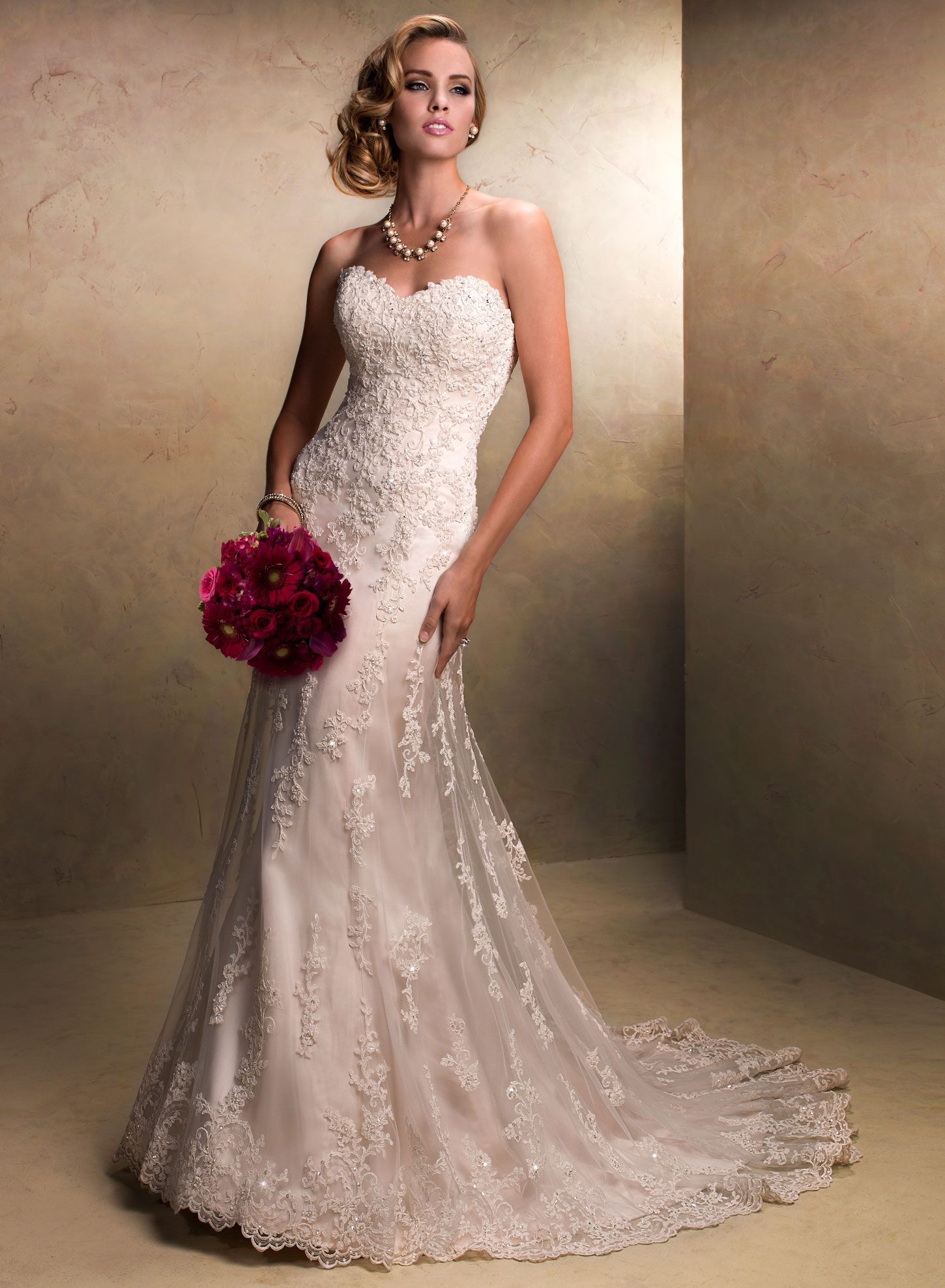 wedding dresses maggie sottero photo - 1