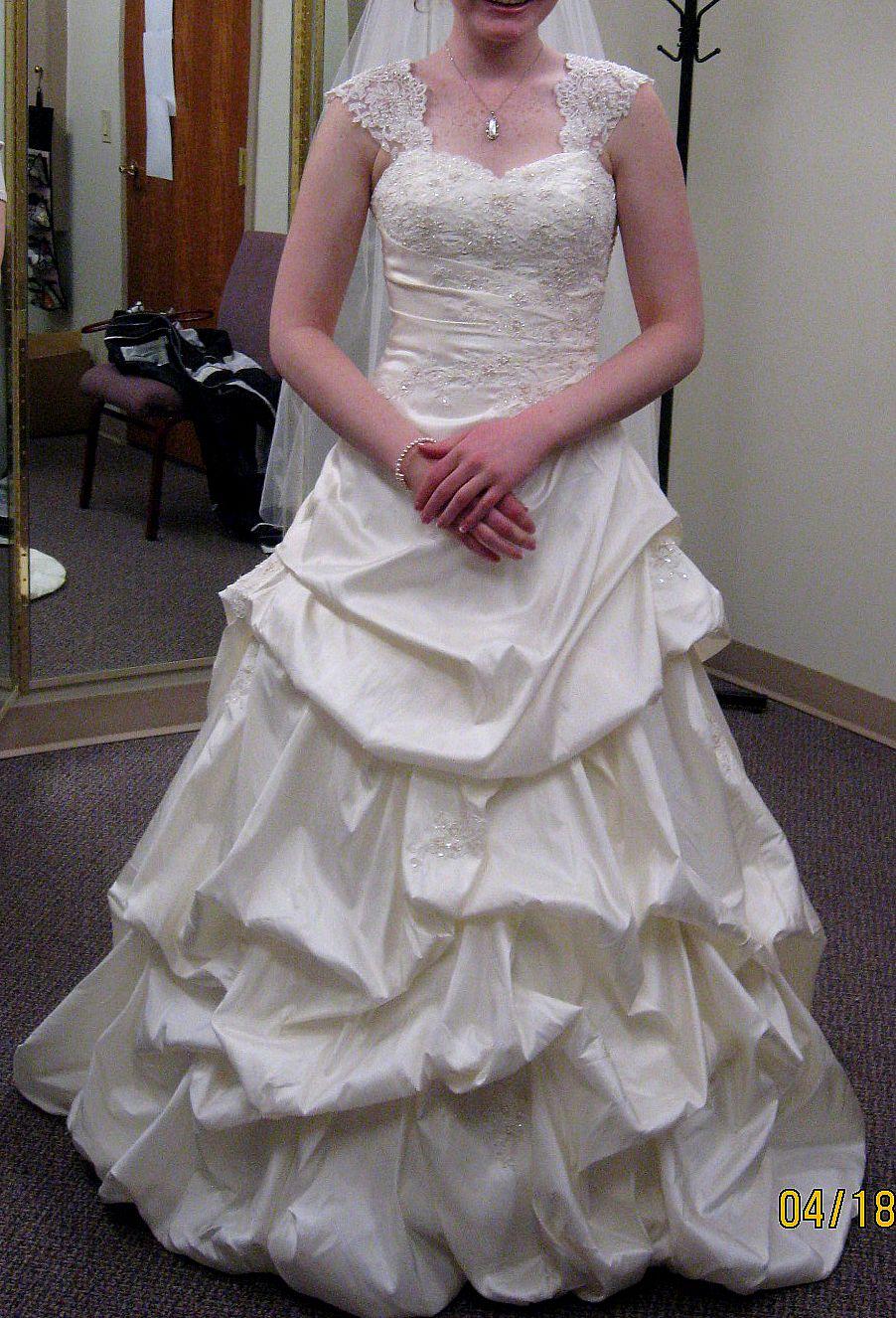 wedding dresses on consignment photo - 1
