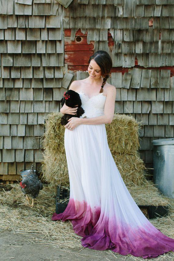 wedding dresses on etsy photo - 1