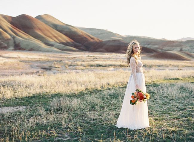 wedding dresses oregon photo - 1
