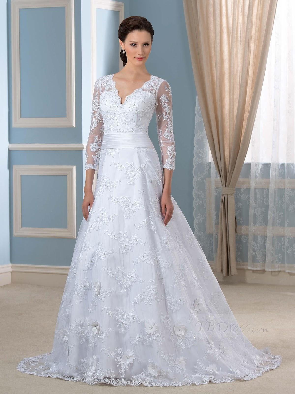 wedding dresses patterns free photo - 1