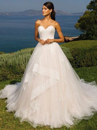 wedding dresses sample photo - 1