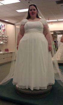 wedding dresses size 26 photo - 1