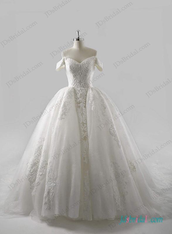 wedding dresses strapless photo - 1