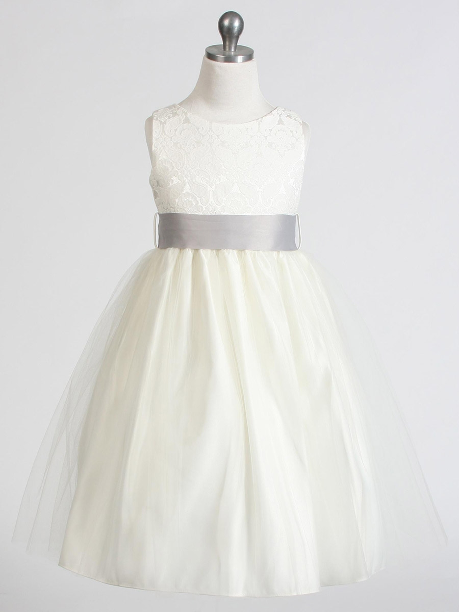 wedding dresses with tulle skirt photo - 1