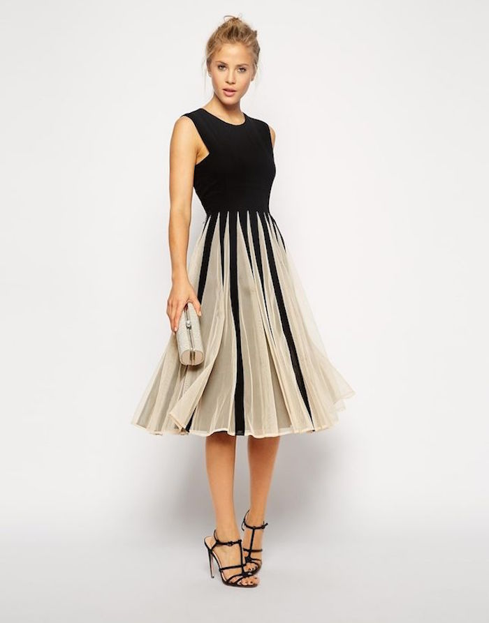 wedding guest dresses for winter photo - 1