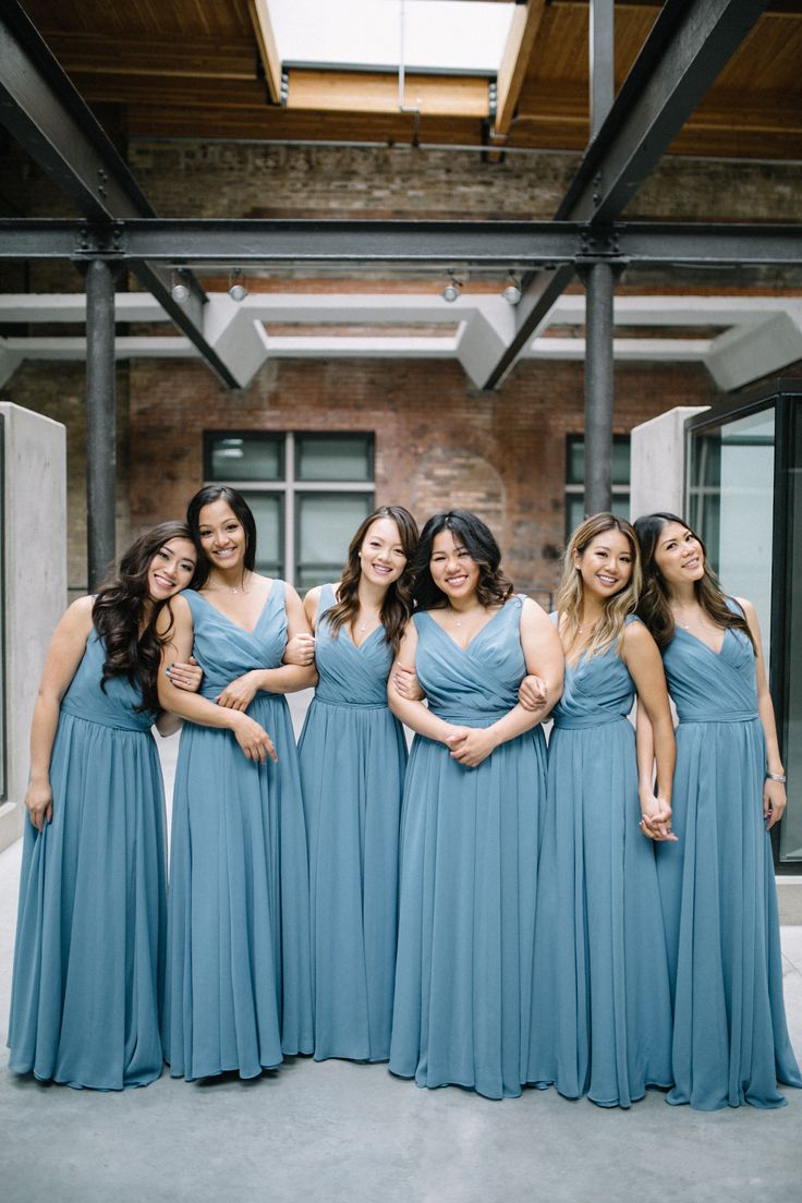 wedding maids dresses photo - 1