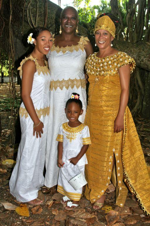 west african wedding dresses photo - 1