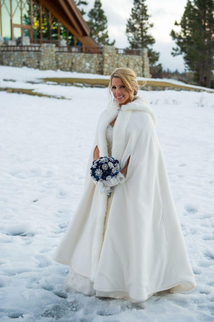 winter dresses for wedding photo - 1