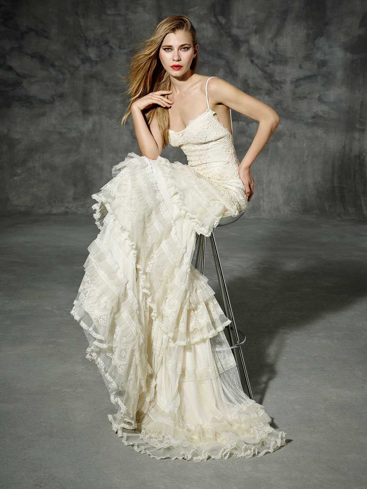 yolancris wedding dresses photo - 1